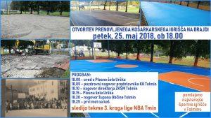 2018-05 otvoritev KK igrišča TV