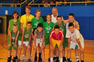 Brezec & Sagadin Kosarkarski kamp 2019 Zadnji dan